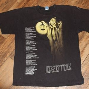 Other - Vintage Led Zeppelin Shirt